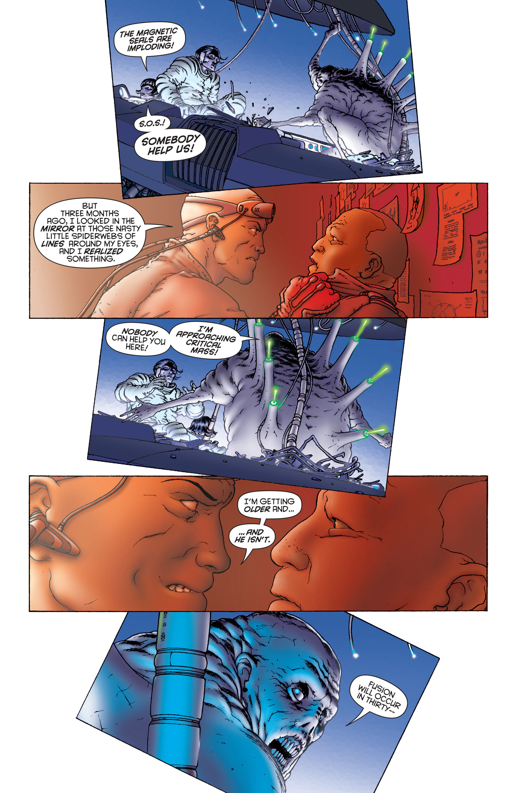 Read online All Star Superman comic -  Issue #1 - 9