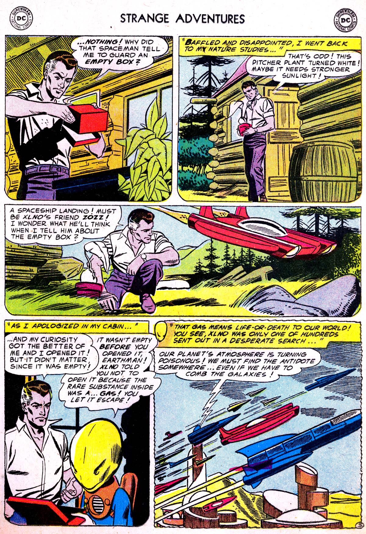 Strange Adventures (1950) issue 75 - Page 21