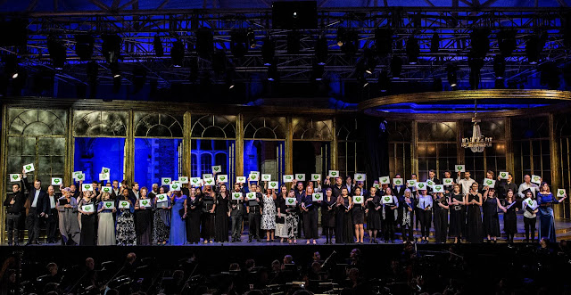 Opera Holland Park - Hope for Grenfell Memorial Gala -  (Photo Ali Wright for Opera Holland Park)