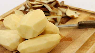 Tips Dapur | Cara Mencegah Kentang Biar Tidak Berubah Warna Setelah Dikupas!
