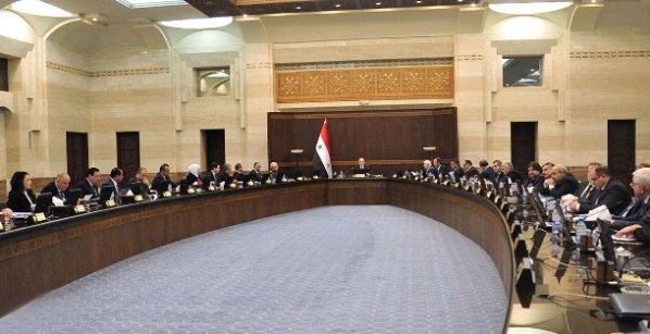 الحكومة السورية تعتمد الموازنة العامة للدولة للعام 2019 وتحدد سعر الدولار مقابل الليرة