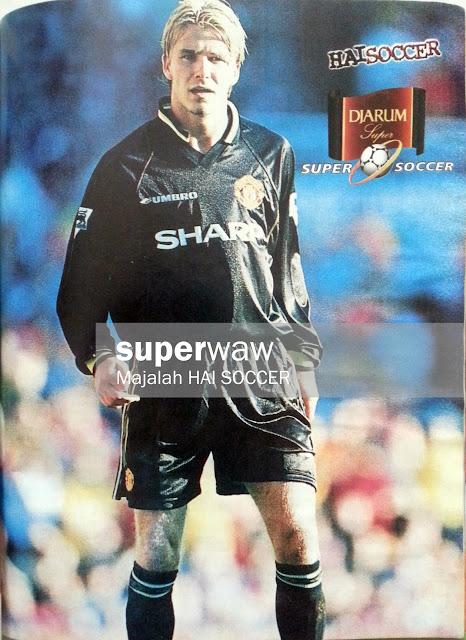 David Beckham (Manchester United 98)
