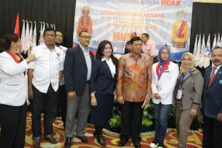 Kehadiran Tedjo Edhy Semangat Bagi PWOI Indonesia