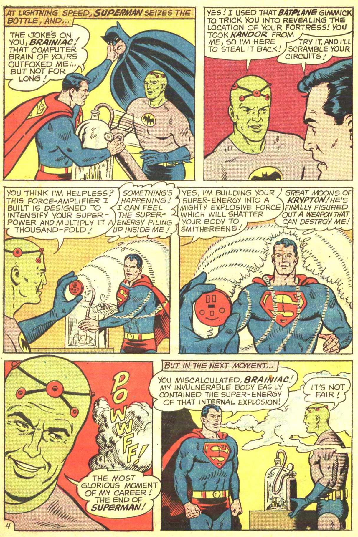 Read online World's Finest Comics comic -  Issue #164 - 6