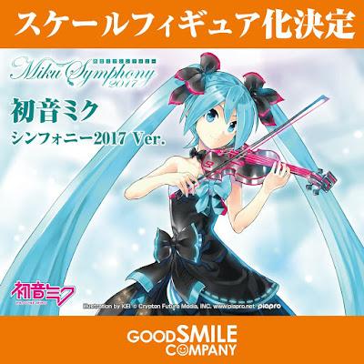 Hatsune Miku Symphony 2017 ver. - Good Smile Company
