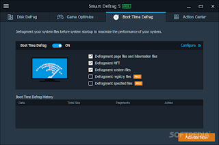 IObit Smart Defrag Pro 5.7.1.1150 Full Serial