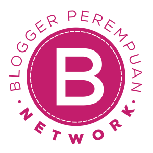 Member of #BloggerPerempuan