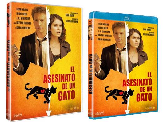 A la venta 'El asesinato de un gato' en DVD y Blu-Ray