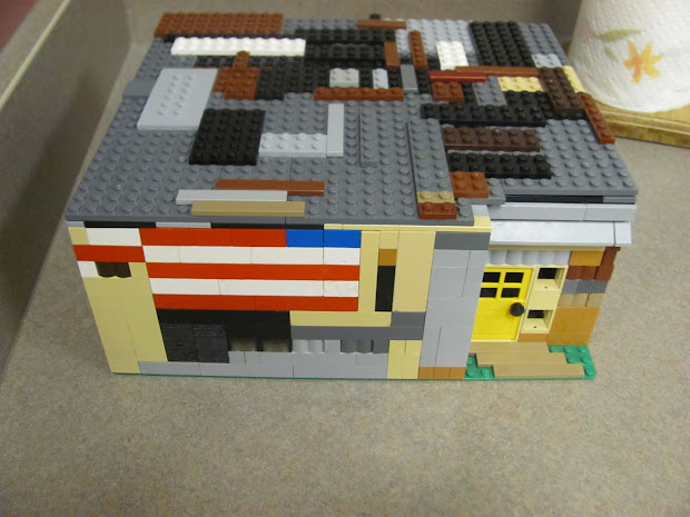 Lego Picks Cool Creation Of Week -scale Model