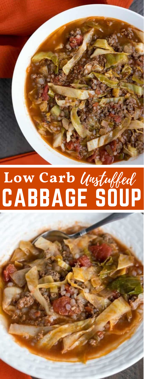 Easy Unstuffed Cabbage Soup