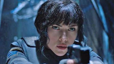 Scarlett  Johansson vira personagem de Mangá
