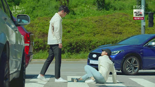 Sinopsis Are You Human Too Episode 9 - 10