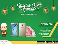 BuzzBuddies Mengadakan Ngabuburit Online Seru Dan Berhadiah THR!