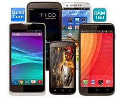 Harga HP Android RAM 1GB terbaru 2015