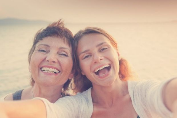 anne ile gezi yapmak