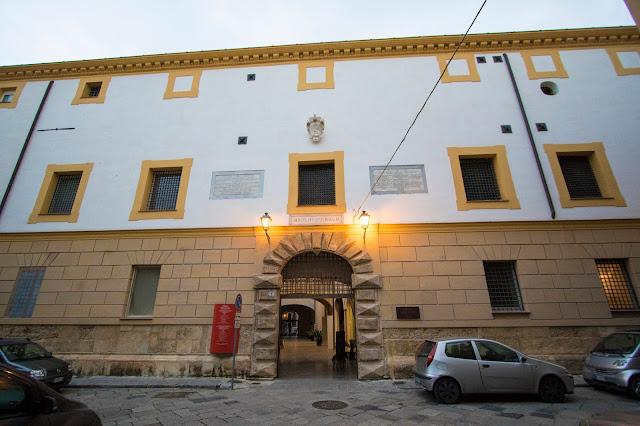 Palazzo Branciforte-Palermo