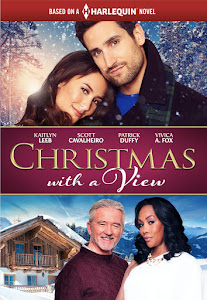Christmas with a View Poster