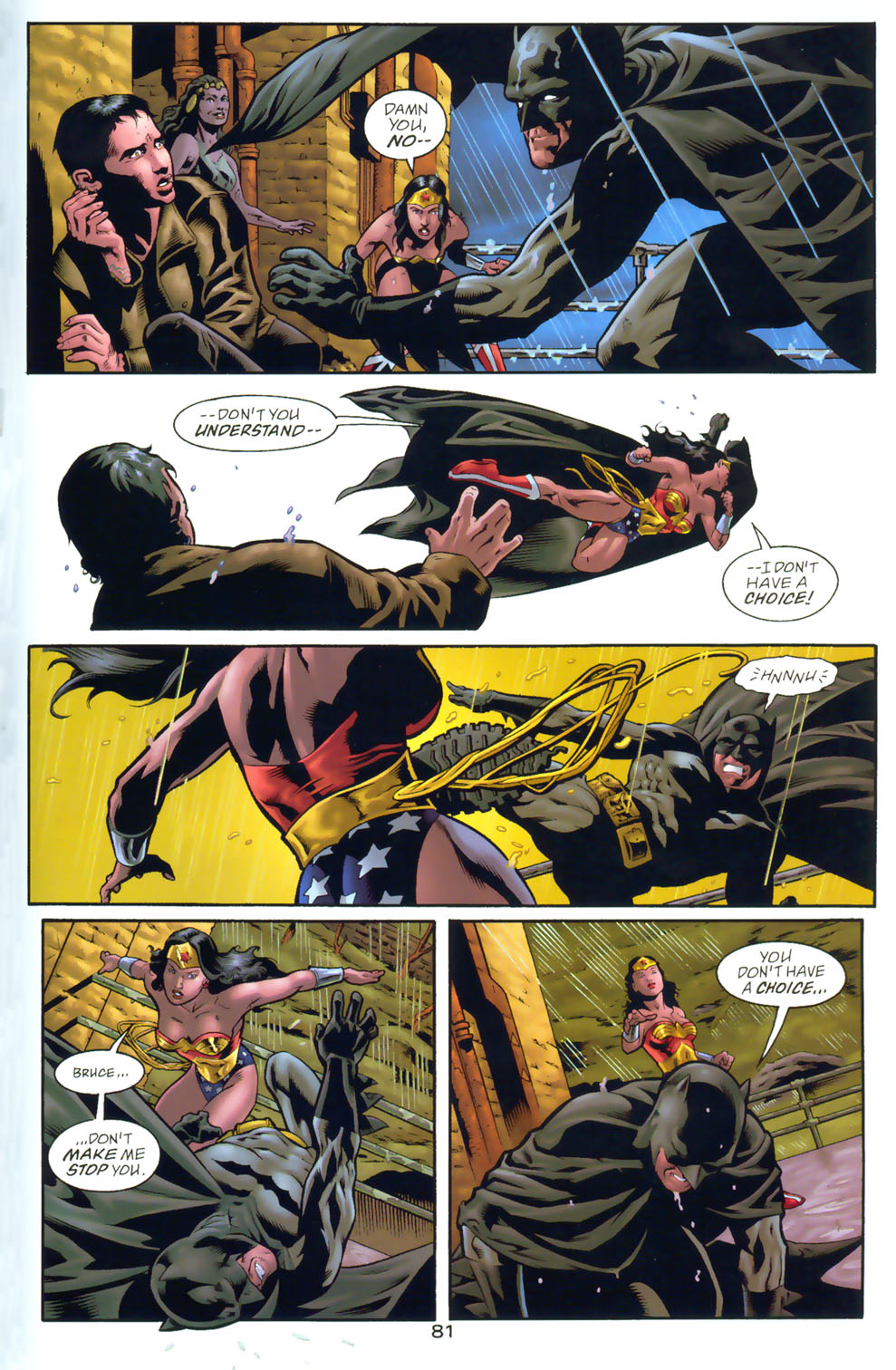 Read online Wonder Woman: The Hiketeia comic -  Issue # Full - 91