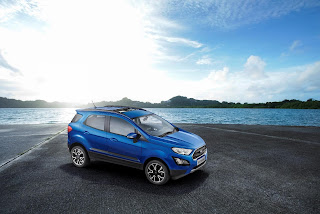 Ford Ecosport Signature Edition And S Launched In India At Rs 10 40