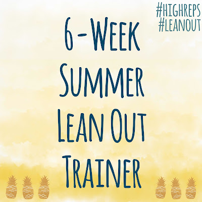 6-Week Summer Lean Out Trainer