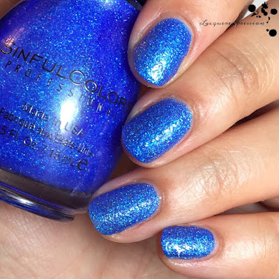 Sugar High nail polish by Sinful Colors
