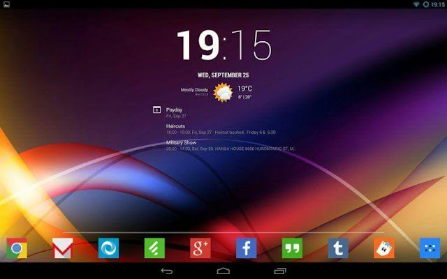 Download Clock Widget Apps for Android Analog and Digital