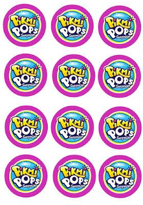 Pikmi Pops printables