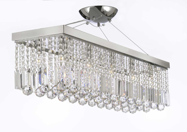 Luxurious Crystal Chandelier in Modern Style to Decorate Any Rooms