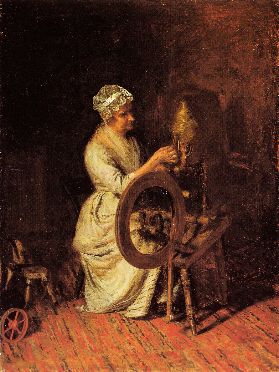 19th Century American Paintings Thomas Eakins Ctd