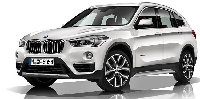 2016 New BMW X1 Luxury 4 Wheel Review