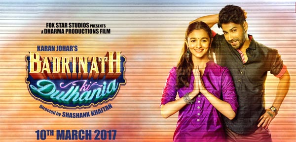 Badrinath Ki Dulhania  Movie Images