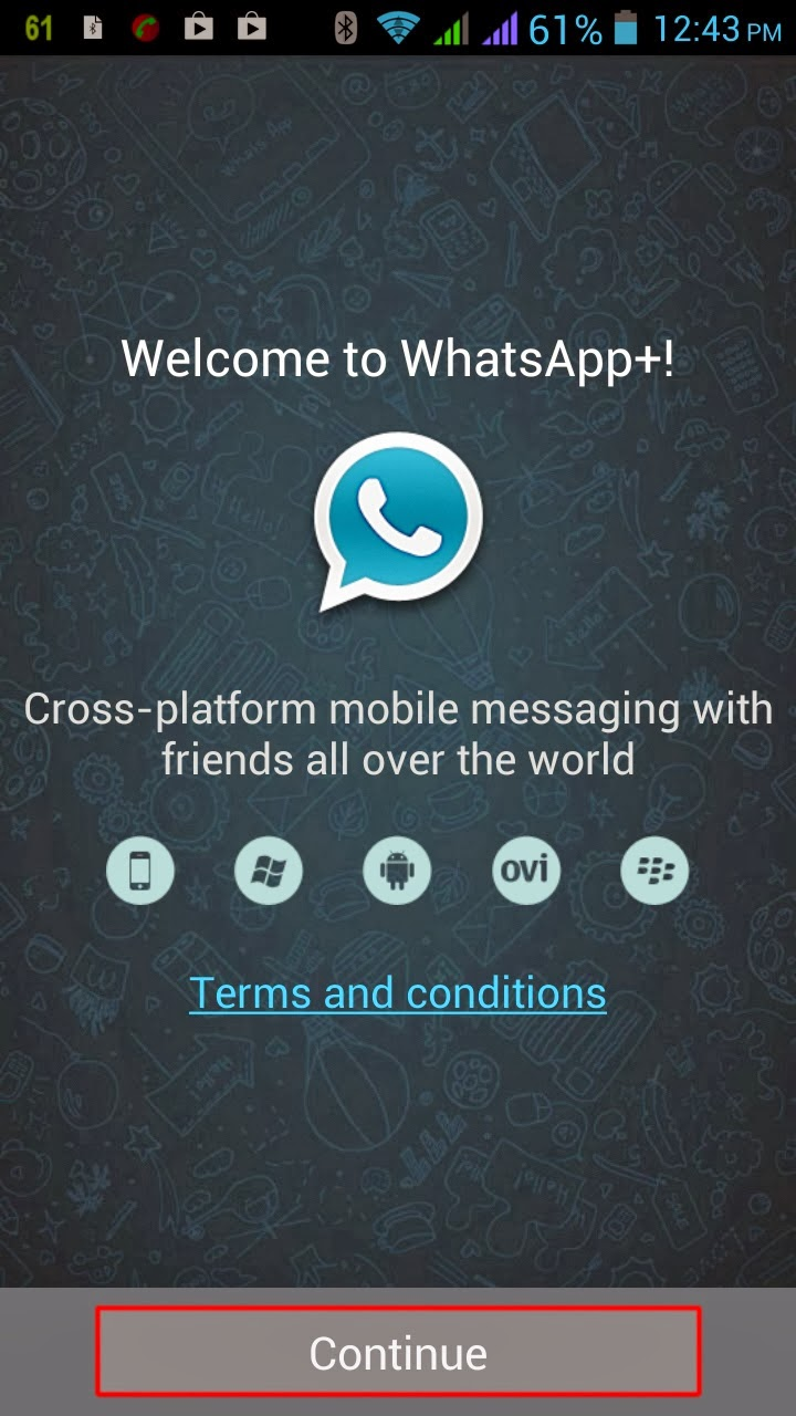 How to download previous whatsapp messages