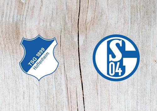 Hoffenheim vs Schalke 04 - Highlights 01 December 2018