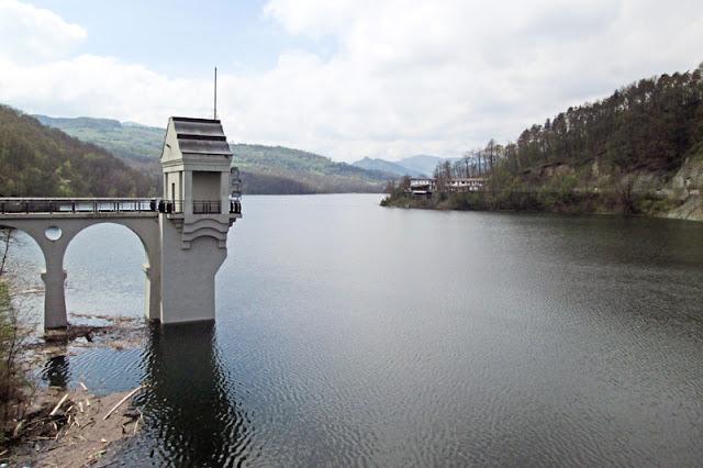 Il lago di Trebecco