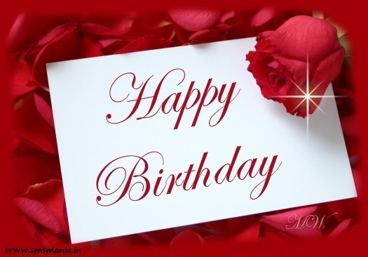 Happy Birthday Messages In Hindi Smsmania All Types Of Sms Collections