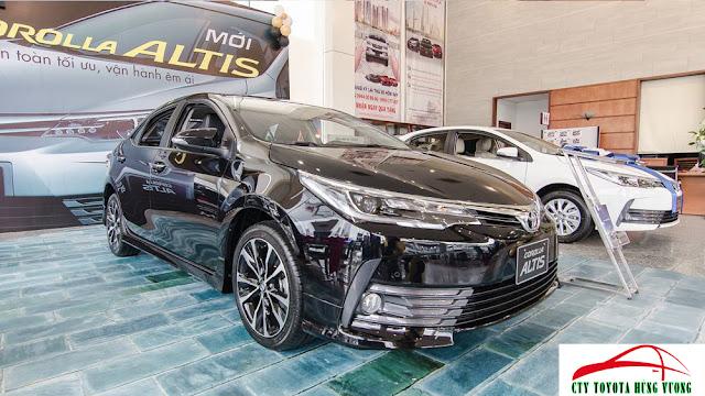 Giá xe, thông số kỹ thuật và đánh giá chi tiết Toyota Corolla Altis 2018 - ảnh 4