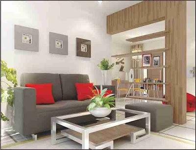 Desain Interior Rumah Minimalis Tipe 36 5