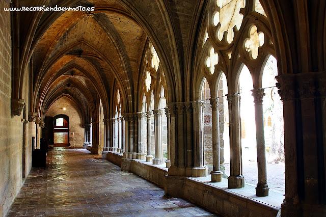 Claustro monasterio de Veruela