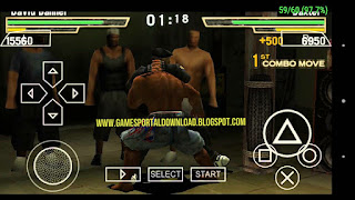450MB Def Jam ISO PPSSPP Highly Compressed