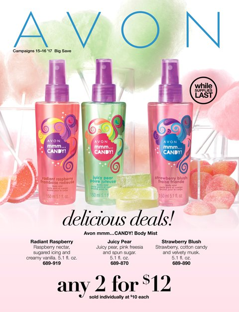 Big Save Avon Campaign 15 - 16 2017 Catalog Online