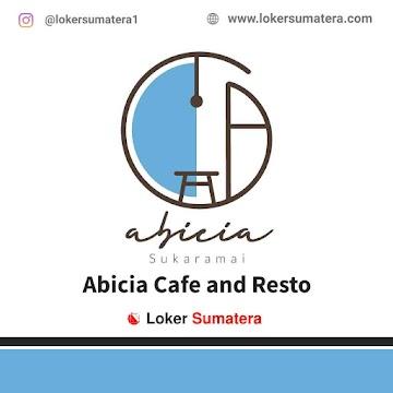 Lowongan Kerja Bangkinang, Abicia Cafe and Resto Juli 2021