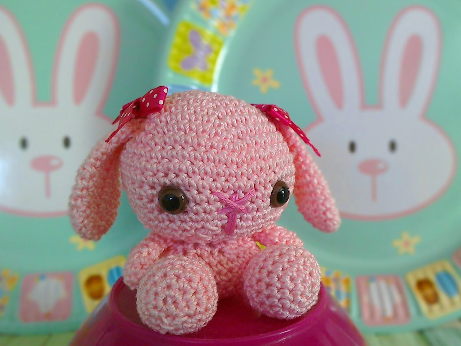 So I Might Just Have To Make This Little Ami Bunny A Mate