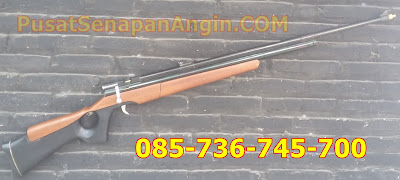 Senapan Angin Sharp Laras Baja 70 cm Power Long Barrel