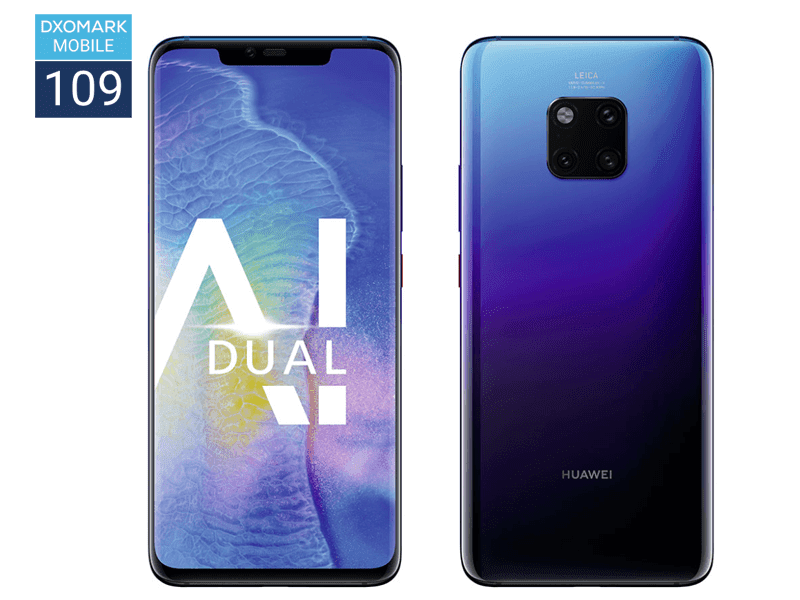DxOMark releases Huawei Mate 20 Pro review score!