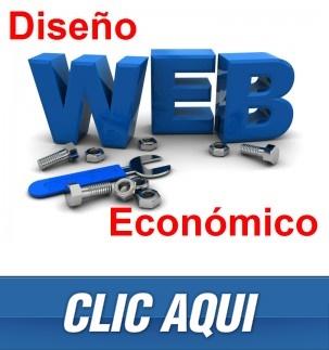 Diseño web económico con seo para ti