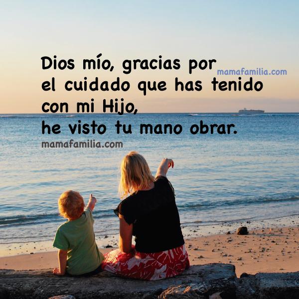 Oraciones por de una madre por hijo o hija   para mañana o noche,  oración de un padre por sus hijos,   Dios protege a mi hija,   que Dios bendiga a nuestra familia   por Mery Bracho