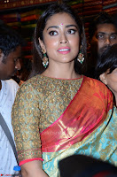 Shriya Saran Looks Stunning in Silk Saree at VRK Silk Showroom Launch Secundrabad ~  Exclusive 011.JPG