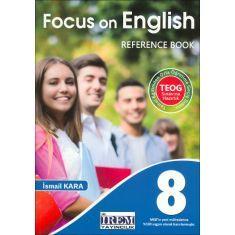 İrem Yayıncılık Focus on English 8