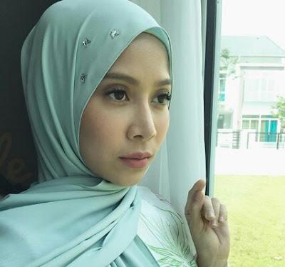 Gambar dan Biodata Farah Nabila Pelakon Drama Titian Cinta 2017