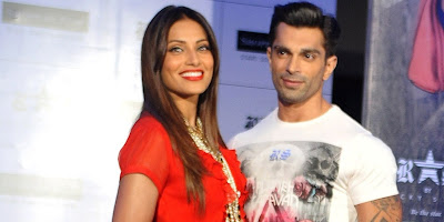 Bipasha Basu and Karan Singh Grover holiday in Maldives